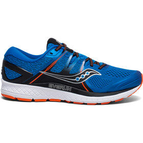 saucony Omni ISO Chaussures Homme, blue orange